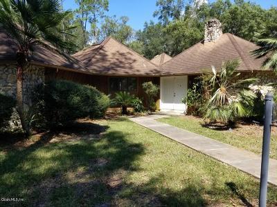 Ocala Single Family Home For Sale: 5405 NE 1st Lane