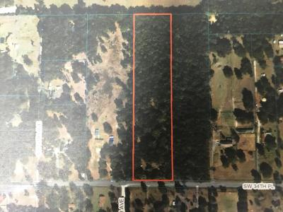 Residential Lots & Land Sold: 8891 SW 34th Place