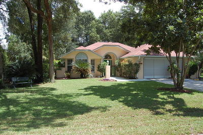 Dunnellon Single Family Home For Sale: 9671 SW 190th Terrace Road