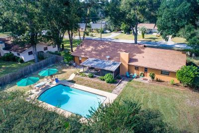 Ocala Single Family Home For Sale: 4424 SE 12 Place