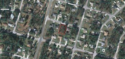 Residential Lots & Land For Sale: Pecan Lane
