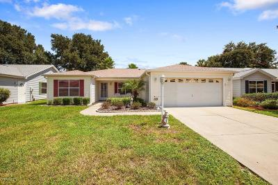 The Villages Single Family Home For Sale: 1005 Camino Del Rey Drive