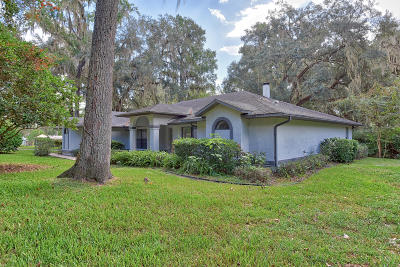 Single Family Home For Sale: 3601 SW 7 Ave Rd Road