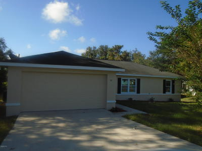 Single Family Home For Sale: 62 Fir Drive