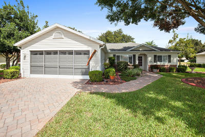 Spruce Creek So Single Family Home For Sale: 9759 SE 175th Street