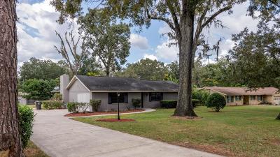 Ocala Single Family Home For Sale: 3711 SE 13th Street