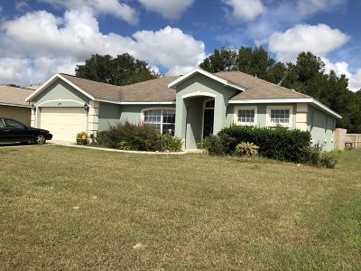 Single Family Home For Sale: 6179 SW 81st Street