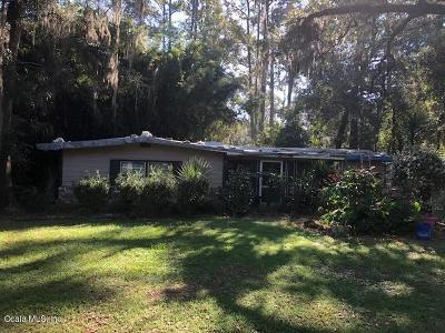 Fla Orange Grv Single Family Home For Sale: 5301 SE 25th Avenue