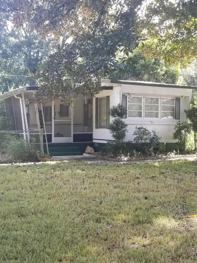 Ocala Mobile/Manufactured For Sale: 1629 NW 30th Avenue