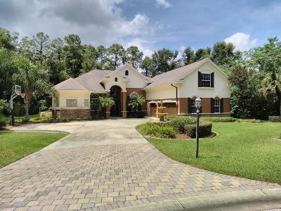 Ocala FL Single Family Home For Sale: $825,000