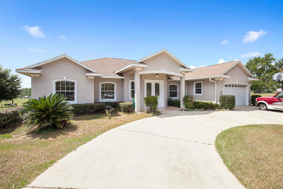 Summerfield Single Family Home For Sale: 9926 SE Sunset Harbor Road
