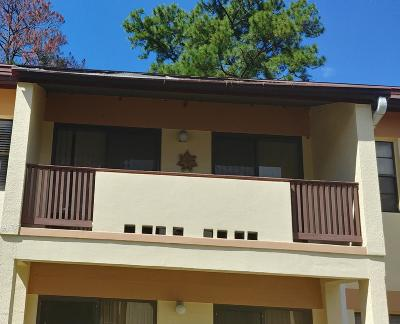 Ocala Condo/Townhouse For Sale: 3437 E Fort King Street