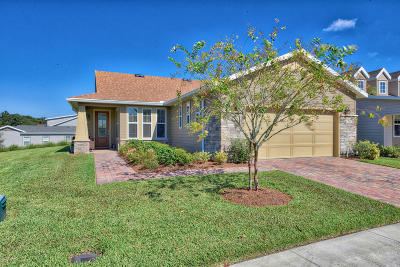 Ocala Preserve Single Family Home For Sale: 4945 NW 35th Lane Road