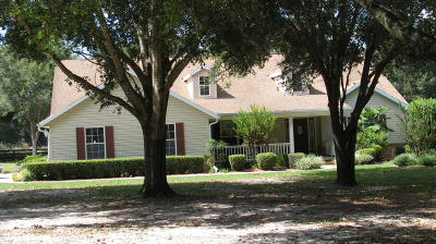 Ocala Single Family Home For Sale: 5105 SE 38th Street