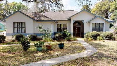 Dunnellon Single Family Home For Sale: 12078 Palmetto Court