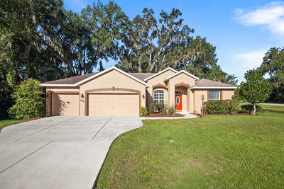 Ocala Single Family Home For Sale: 10102 SW 77th Terrace