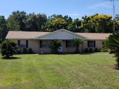 Kingsland Cntry Single Family Home For Sale: 8226 SW 100th Street Rd