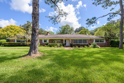 Ocala Single Family Home For Sale: 511 SE 22nd Avenue