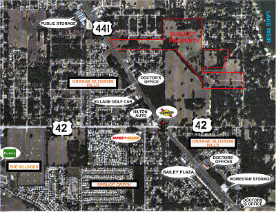 Summereffield, Summerfield, Summerfield Fl, Summerfiled Residential Lots & Land For Sale: SE South Highway 441