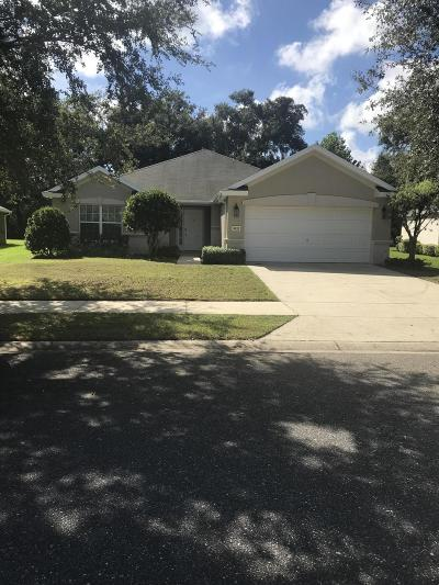 Single Family Home For Sale: 4433 SW 53 Terrace