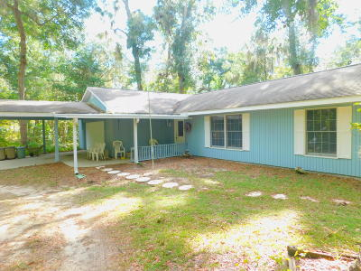Ocala Single Family Home For Sale: 4546 SW 32nd Place