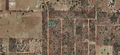 Rainbow Lake Es Residential Lots & Land For Sale: SE 125 Court