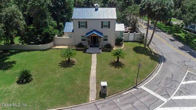 Ocala Single Family Home For Sale: 1112 NE 7th Street