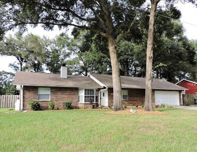 Ocala Single Family Home For Sale: 1825 NE 38 St