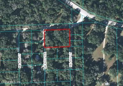Citra Residential Lots & Land For Sale: NE 170th Street