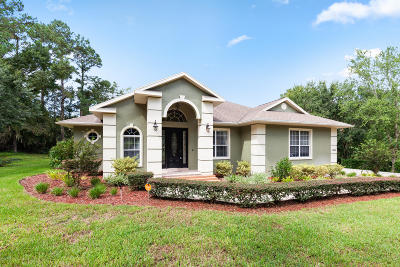 Ocala Single Family Home For Sale: 4972 NW 82nd Court