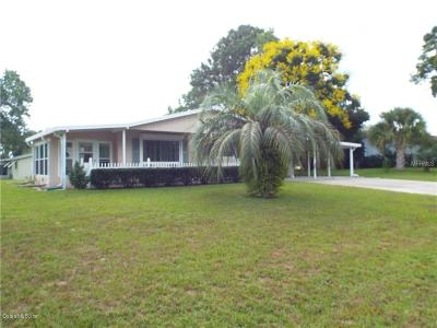 Pine Run Estate Single Family Home For Sale: 9780 SW 101st Place
