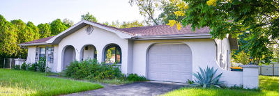 Citrus County Single Family Home For Sale: 226 Poinsettia Avenue