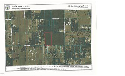 Residential Lots & Land For Sale: SE 175th St