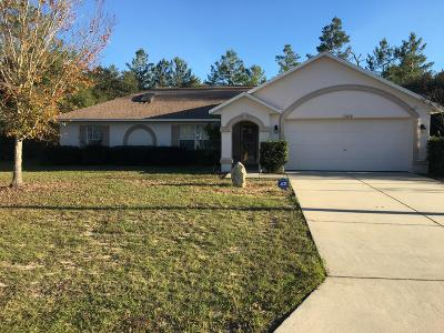 Marion Oaks North, Marion Oaks South, Marion Oaks Rnc Single Family Home For Sale: 17052 SW 39th Circle Circle