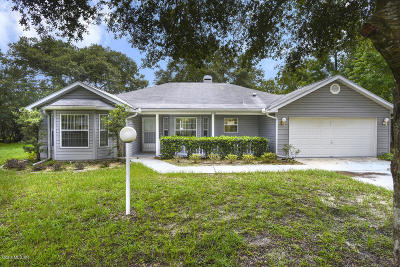 Citrus County Single Family Home For Sale: 2205 W Tall Oaks Drive