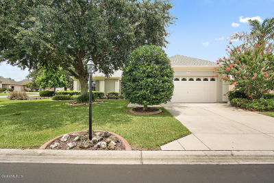 Spruce Creek Gc Single Family Home For Sale: 13040 SE 91st Court