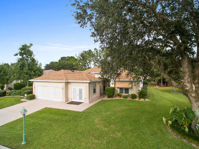Spruce Creek Gc Single Family Home For Sale: 13270 SE 93rd Circle