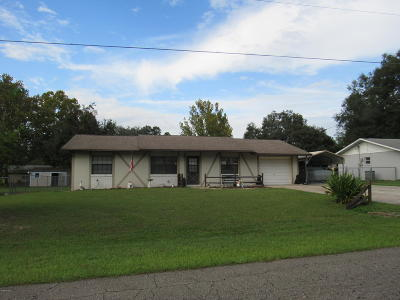 Ocala Single Family Home For Sale: 2685 NE 43rd Place