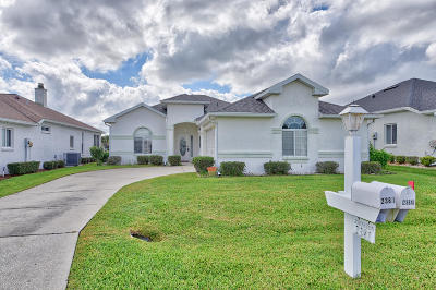 Ocala Palms Single Family Home For Sale: 2381 NW 53rd Ave Road