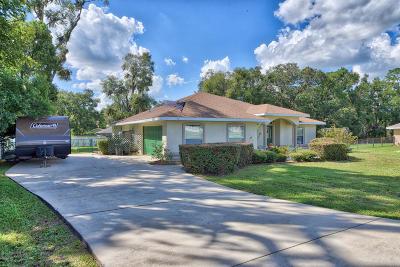Ocala Single Family Home For Sale: 3930 NE 14th Court