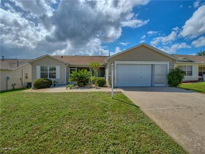 Single Family Home For Sale: 17068 SE 96th Chapelwood Cir Circle