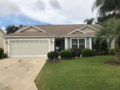 The Villages Single Family Home For Sale: 2447 Tamarindo Drive