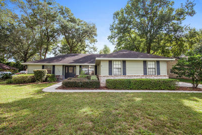 Ocala Single Family Home For Sale: 3625 SE 56th Avenue