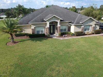 Ocala Single Family Home For Sale: 4094 SE 38th Loop