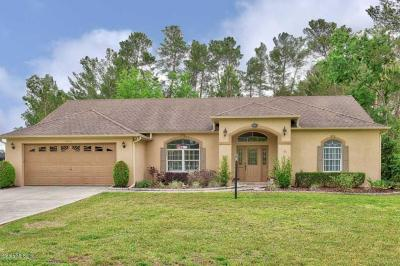 Marco Polo Vlg Single Family Home For Sale: 10851 SW 53rd Circle