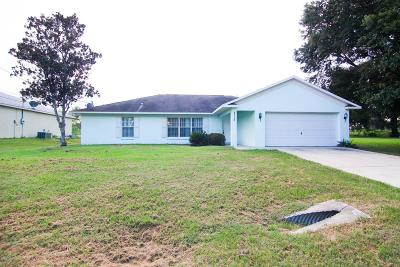 Single Family Home For Sale: 6114 Pecan Course