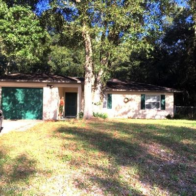 Dunnellon Single Family Home For Sale: 10735 SW 140th Avenue