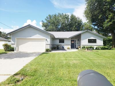 Ocala Single Family Home For Sale: 5385 SE 24th Street