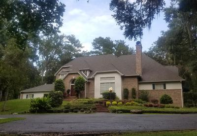 Ocala Single Family Home For Sale: 8991 SW 19th Avenue Road
