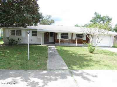 Marion Oaks North, Marion Oaks South, Marion Oaks Rnc Single Family Home For Sale: 3536 SW 147th Lane Road